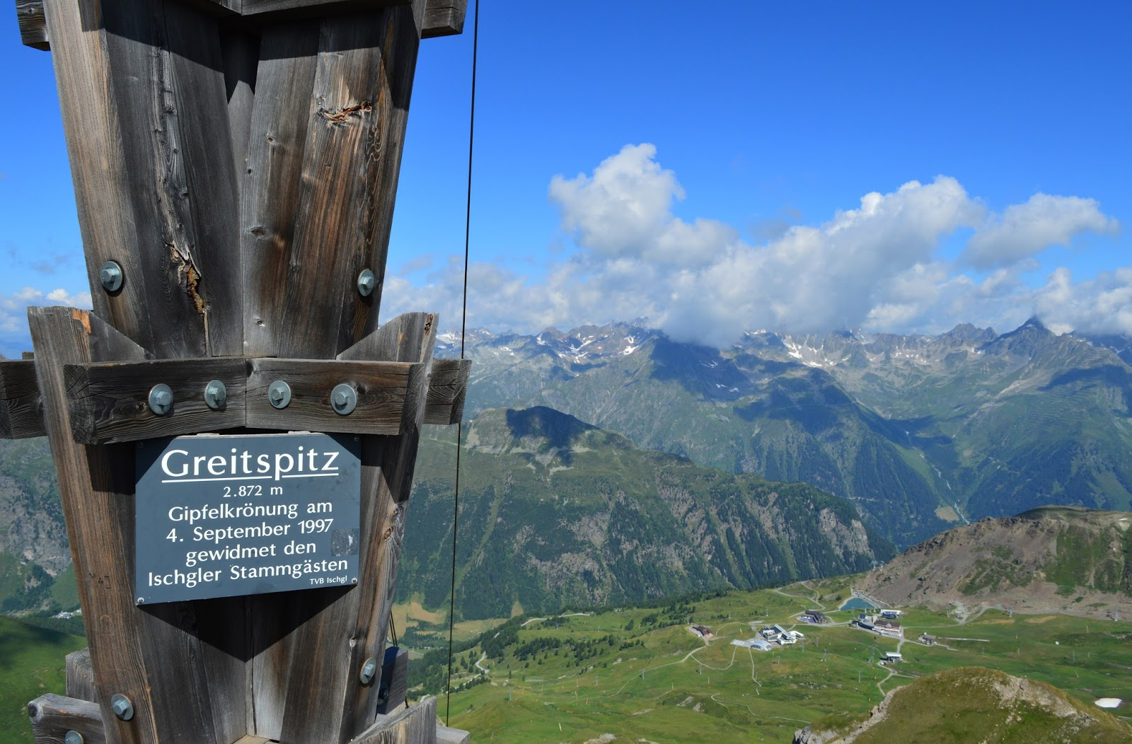 Alpy Tyrol Greitspitz
