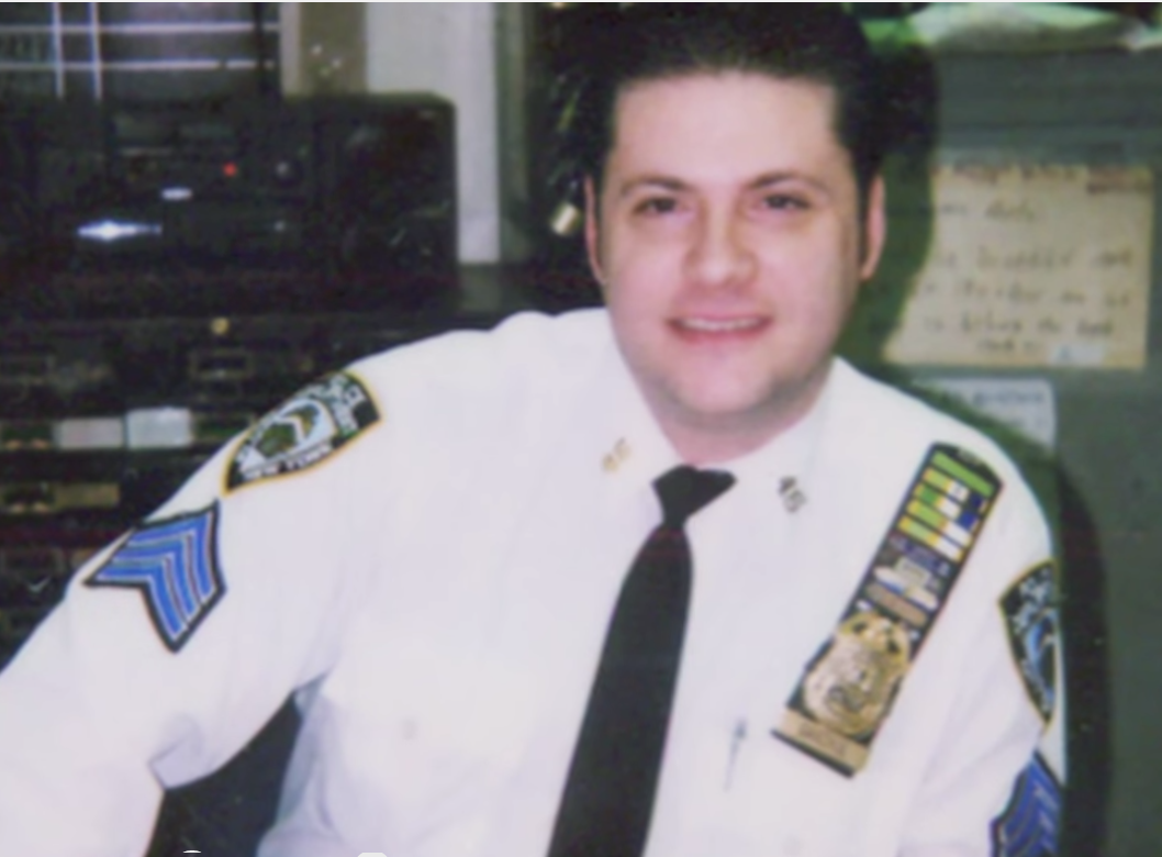 Decorated NYPD Sgt Ralph Sarchie circa 1990 fought secondary and primary evil in New York City