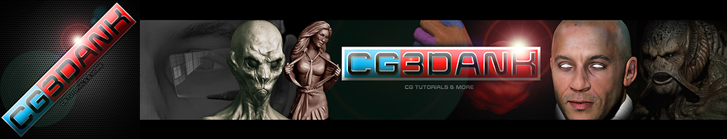 CG3DANK - CGI 3D Tutorials and more....
