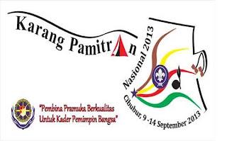 Logo Karang Pamitran 2013