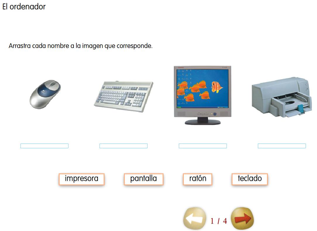 http://www.primerodecarlos.com/SEGUNDO_PRIMARIA/febrero/tema4/actividades/cono/ordenador_santill.swf