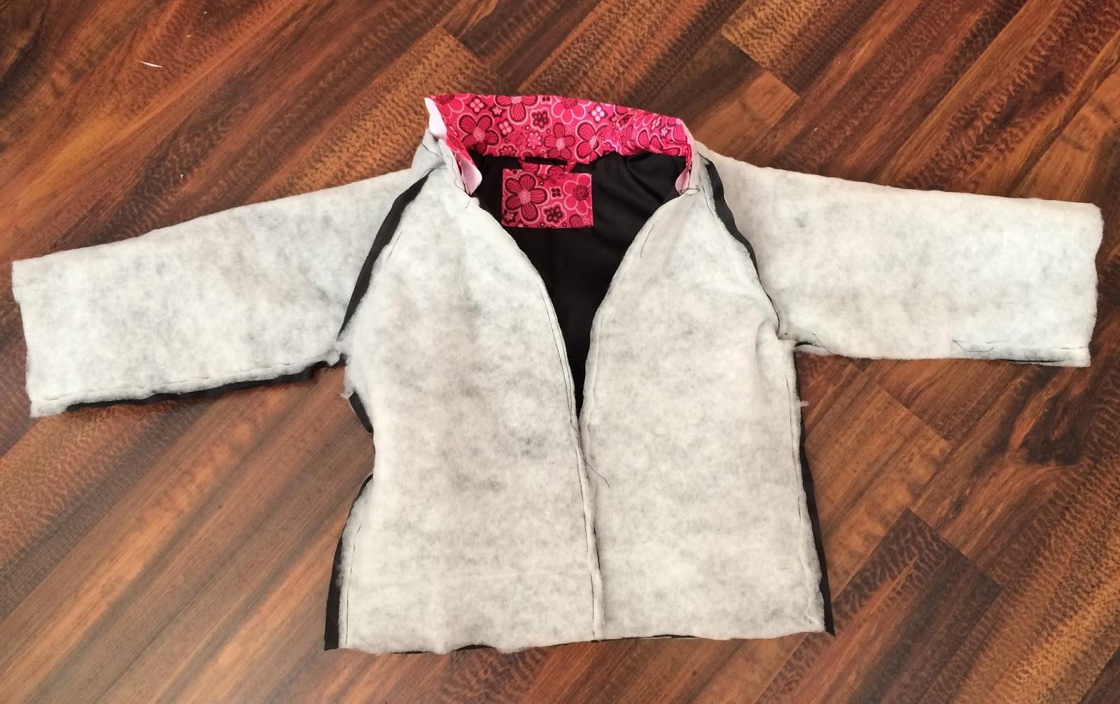 Из чего сшить зимнюю куртку 93