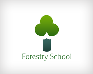 Forestry School Logo
