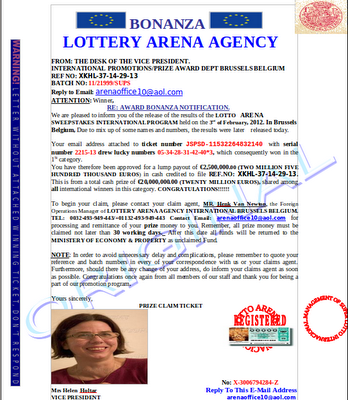 Lottery Arena