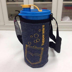 Thirst quench tumbler with pouch, limited edition. 900ml RM68 per set