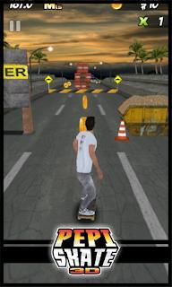 Game PEPI Skate 3D