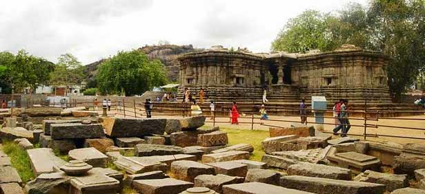 Warangal weekend places near Telangana