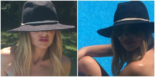 Sombrero Accesorize. Sombrero Zara. Sombrero Ala ancha. Sombrero Parfois. Sombrero panamá. Sombrero tres picos. Sombrero para la playa. Sombrero playero. Sombrero playa 2015. Sombrero playa crochet