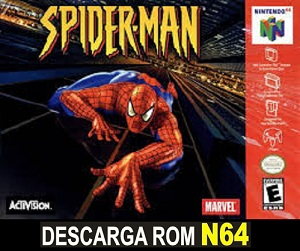 Spider-Man 64 ROMs Nintendo64
