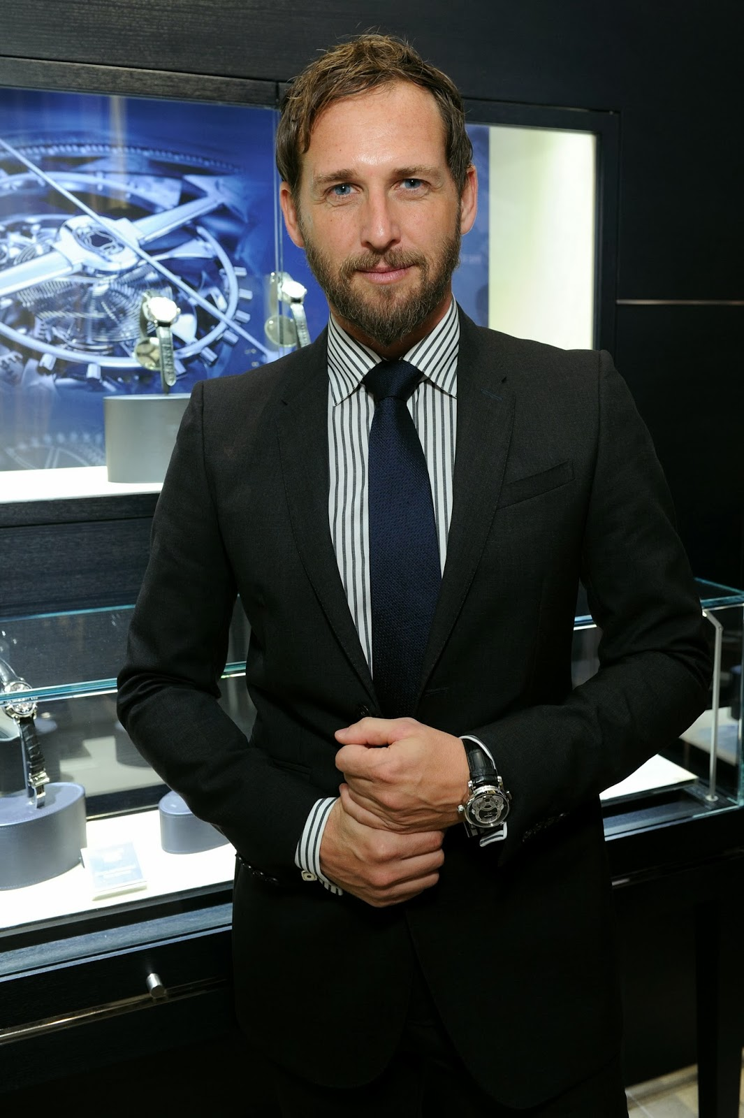 Niwdenapolis Montblanc Boutique Opening At Madison Avenue