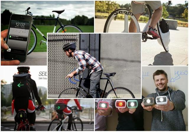 5 incríveis equipamentos para ciclistas criados em 2013