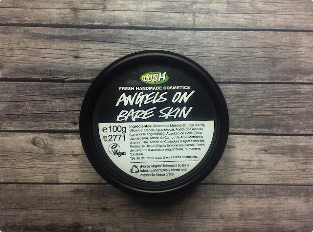 Szybka akcja: sprzedam czyścik LUSH Angels On Bare Skin