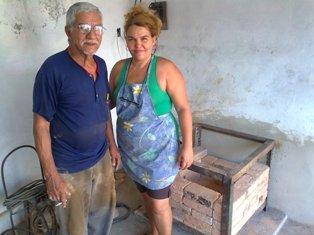 Construcción de un horno cerámico. Rossana A. Oliva Reinés
