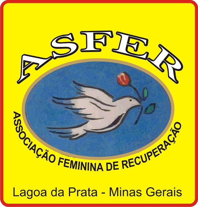 Asfer Associação Feminina de Recuperação Dependentes Químicos, Alcoolismo em Lagoa da Prata