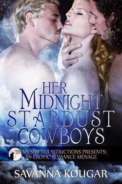 Her Midnight Stardust Cowboys