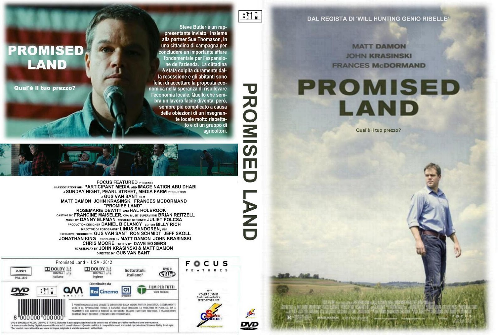 Promised Land DVDFULL - LATINO