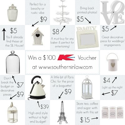 Kmart Voucher Giveaway Australia