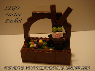 LEGO Easter Baskets