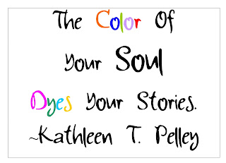 photo of quote by author Kathleen T. Pelley