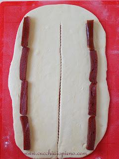 aprenda a fazer rosca recheada