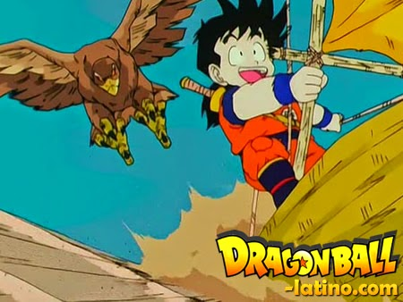 Dragon Ball Z capitulo 15