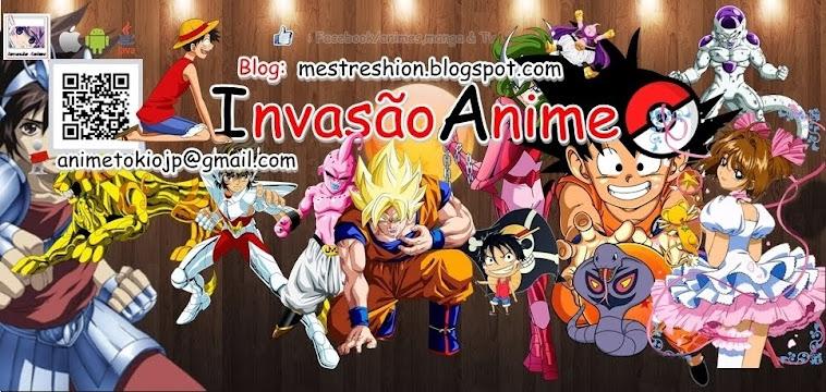 Invasão Anime