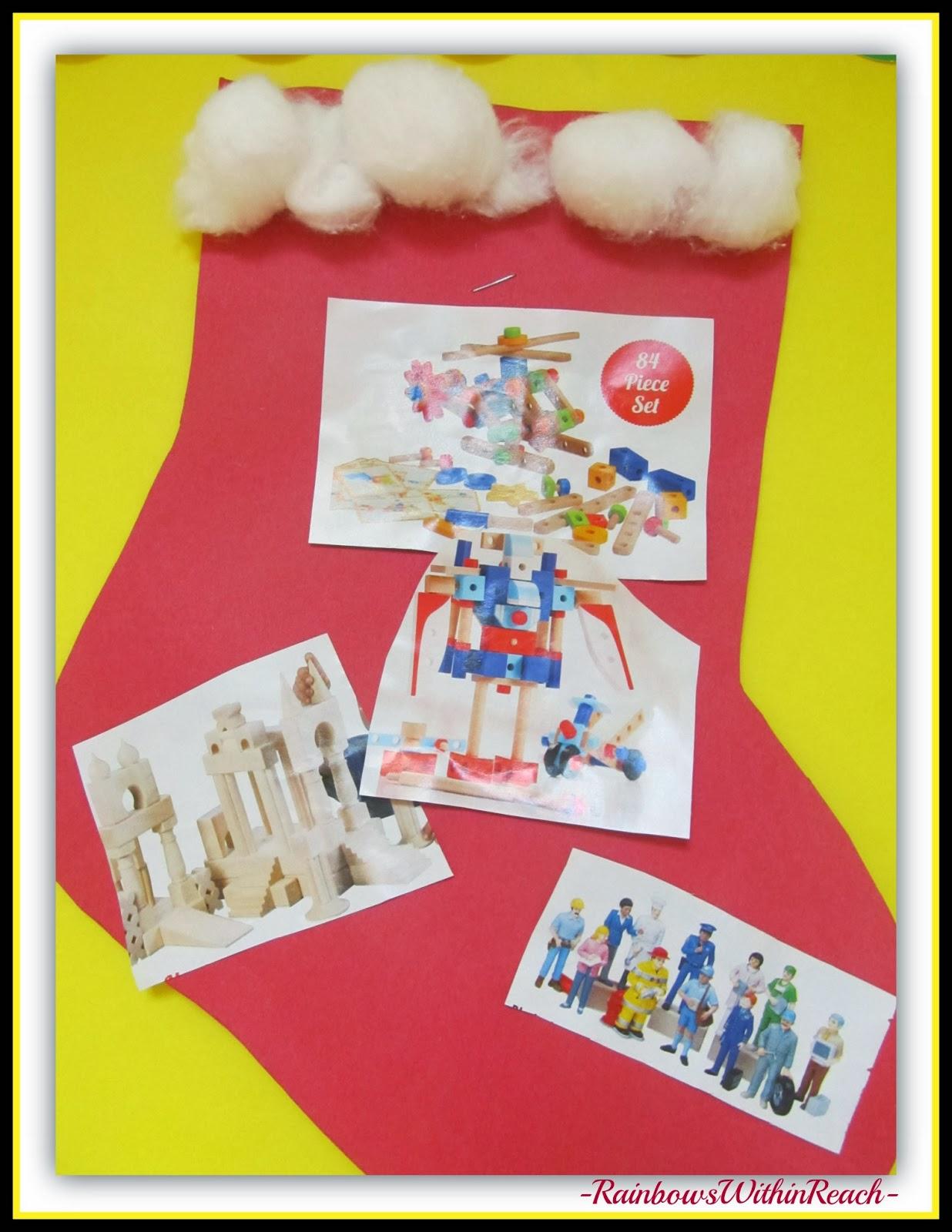 Rainbowswithinreach christmas bulletin boards and