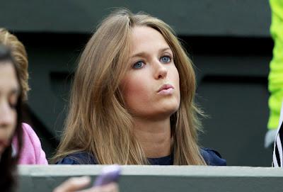 la novia rubia de ojos azules del tenista andy murray
