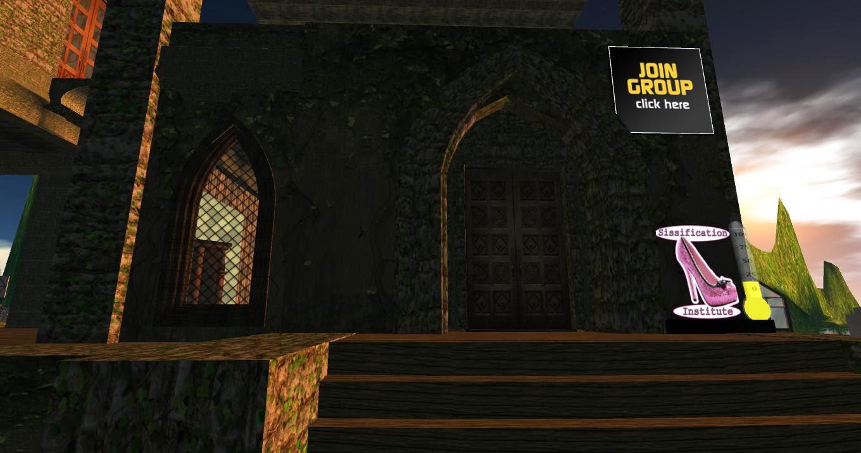 SI main entrance