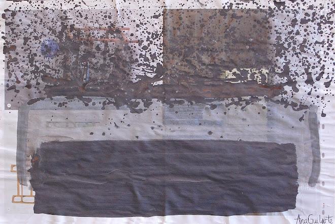 133. UNTITLED. Framed. 52x72cm SOLD