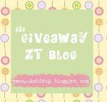 1st Giveaway ZT Blog !