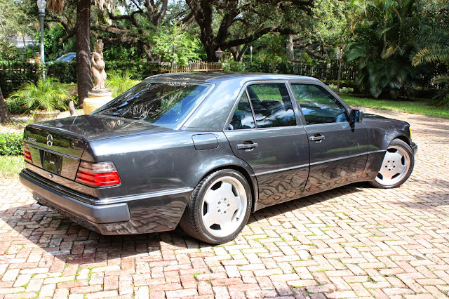 1993 mercedes benz 500e w124 benztuning for Mercedes benz 500 e