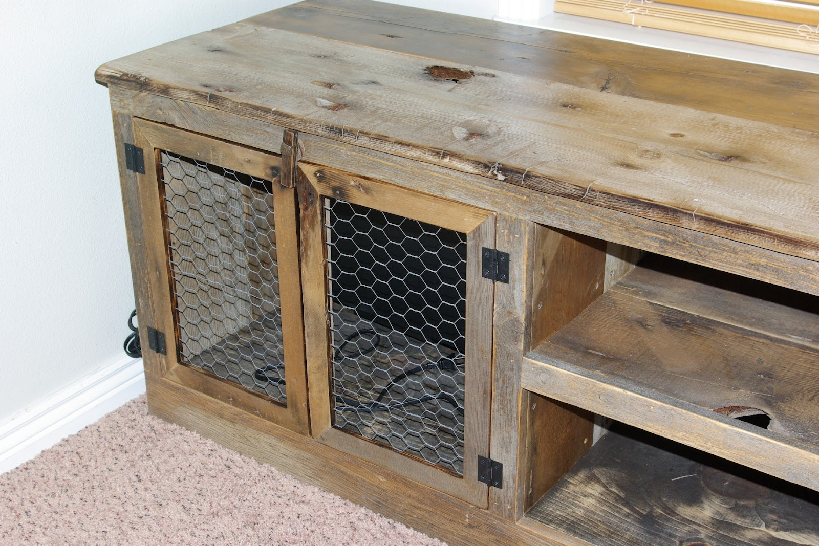 Download Barn Wood Entertainment Center Plans Plans Free