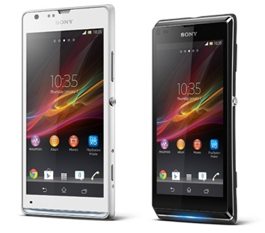 Sony Xperia SP and L - Specifications and Price