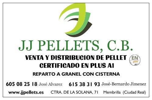 JJ PELLETS, C.B.