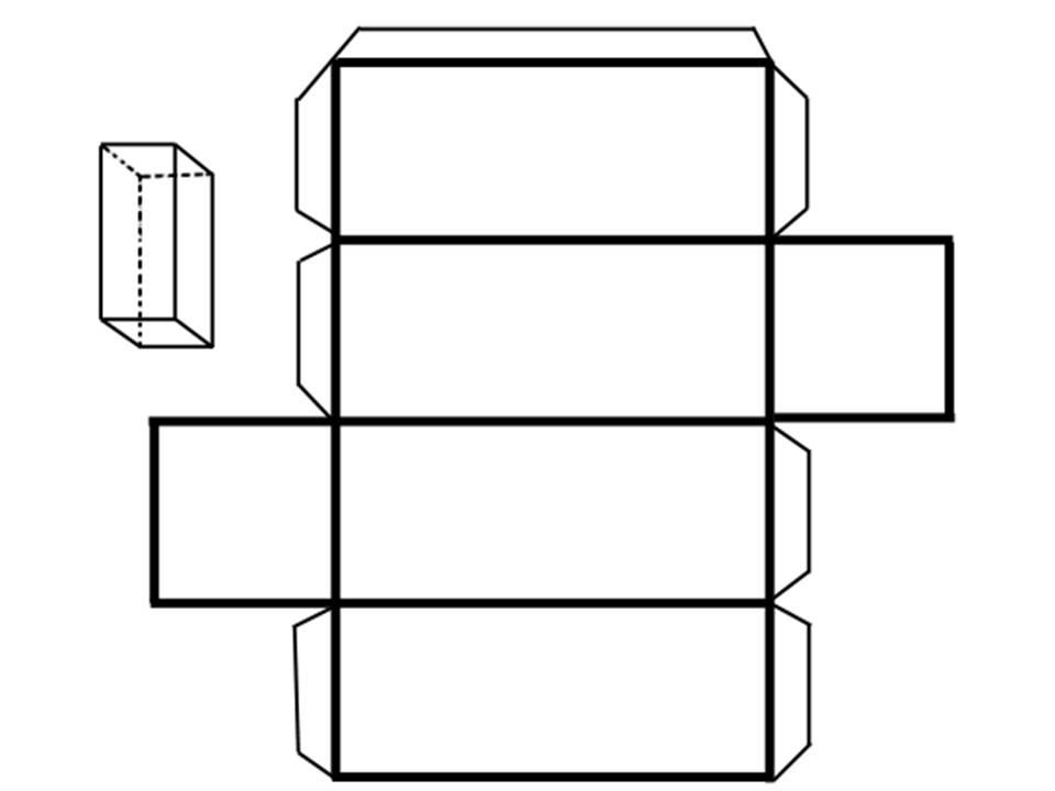 Como hacer un prisma rectangular for Como hacer un sobre rectangular