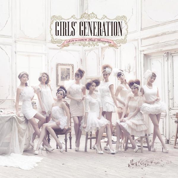 [Album] Girls Generation - JAPAN 1st ALBUM Girls