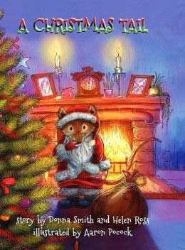 Dawn Meredith - Children's Author: BLOG TOUR - 'A Christmas Tail ...