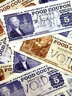 政府要發食物券