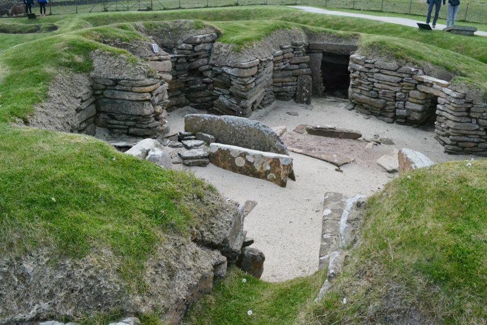 skara brae orkney historic scotland
