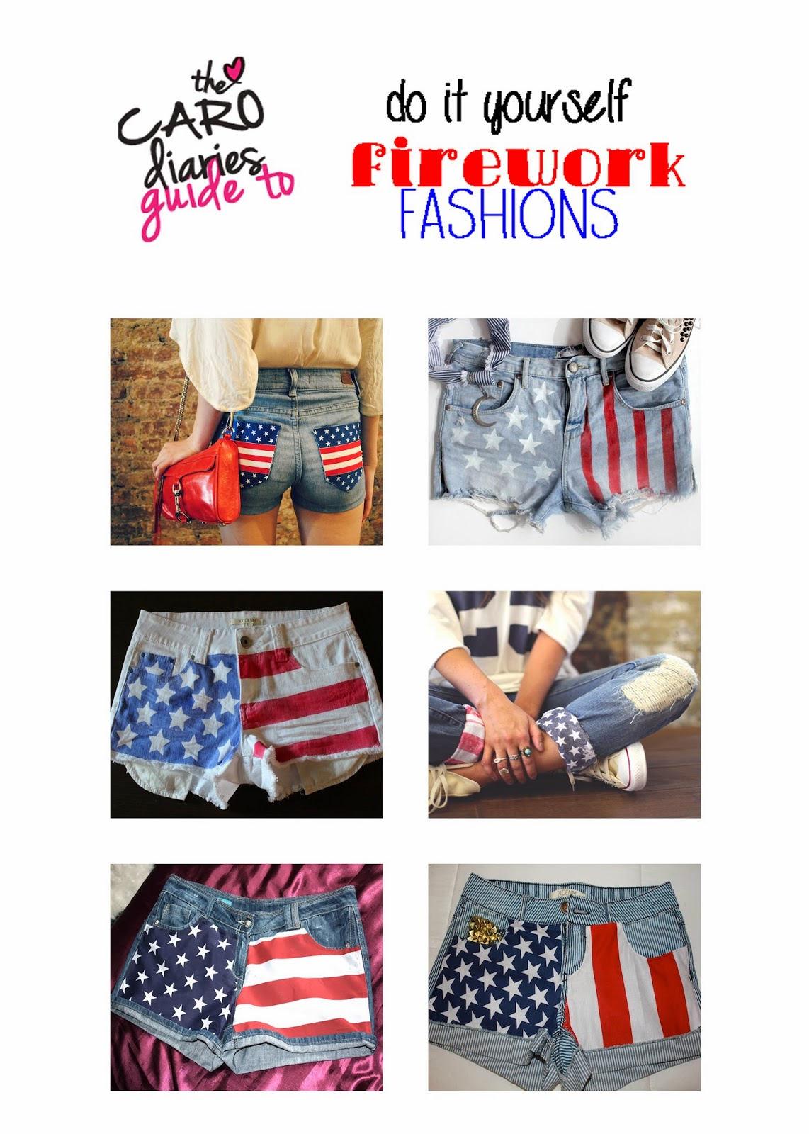 fourth of july fashions