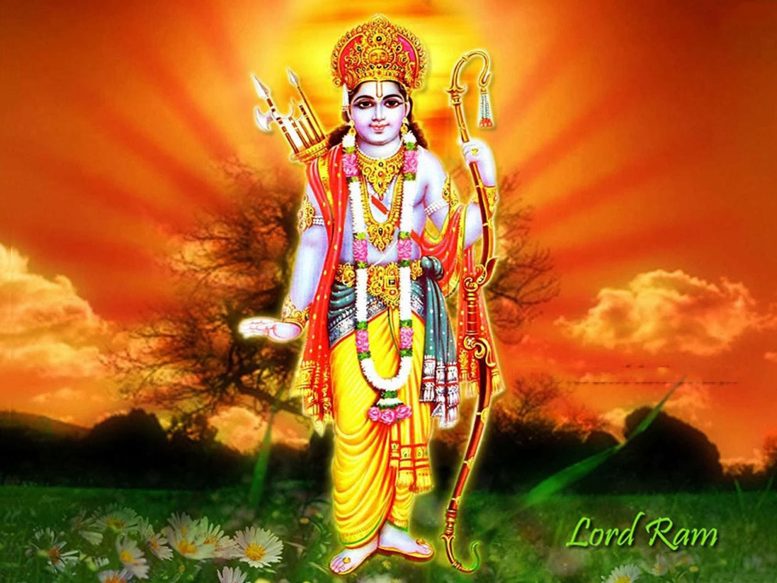 Hindu gods wallpapers for android mobile