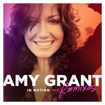 Amy Grant makes an announcement about new dance remix album.