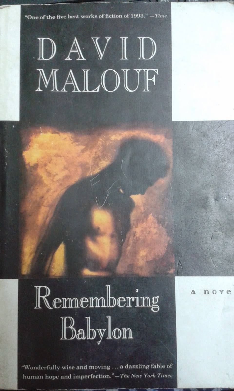 remembering babylon - david malouf essay Table of contents introduction - postcolonial theory as a borderland p 1 - david malouf: remembering babylon and an imaginary life p 6.