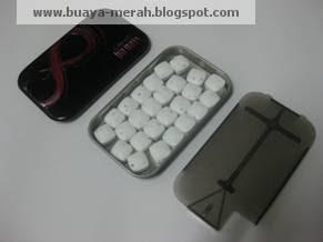image 5 Gula gula Clorets Ada Lambang Salib