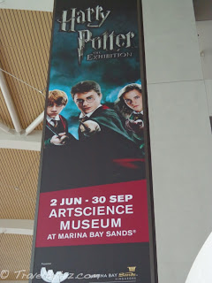 Harry Potter : The Exhibition in Singapore