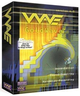 حصرى برنامج تقطيع النغمات المعروف GoldWave 5.65 Final