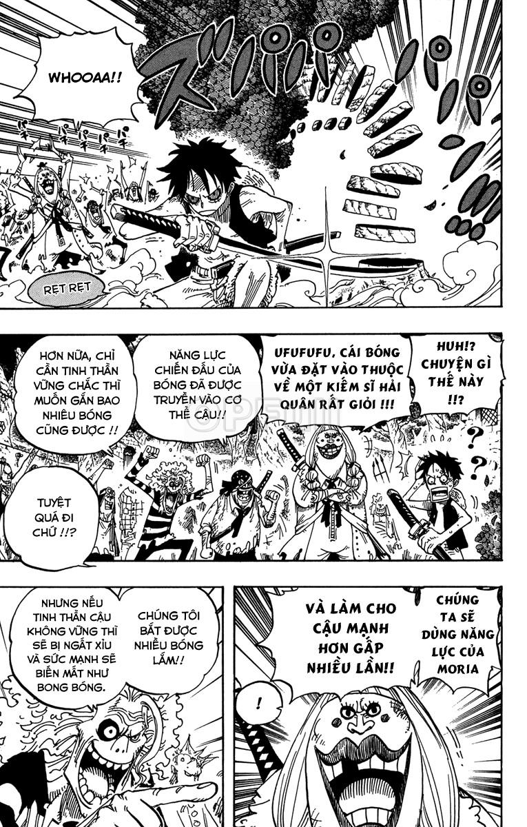 One Piece - Đảo Hải Tặc trang 6
