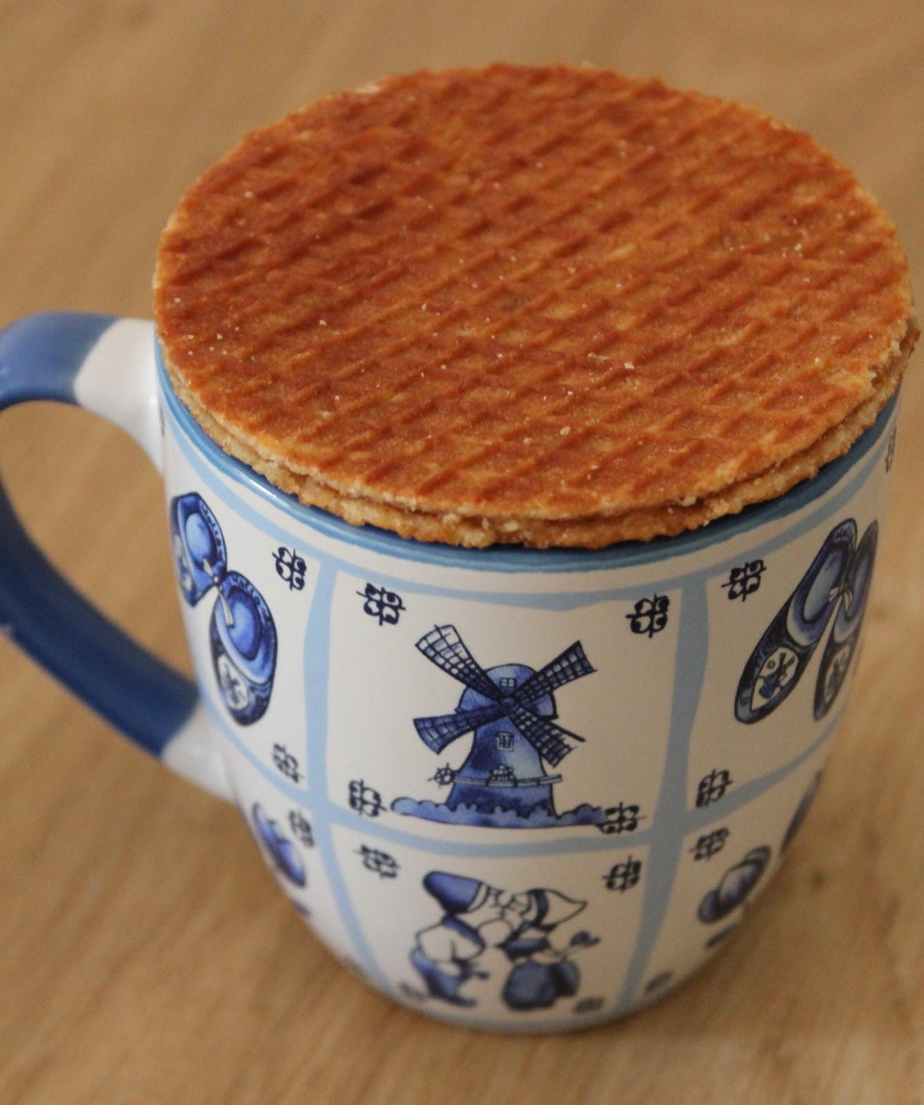 Caramel Coffee Wafers