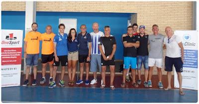 Concejalía de Deportes del Excmo. Ayto. de Granja de Rocamora (Alicante)